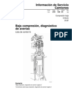 Baja compresión Volvo D12