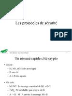 Securite 6 Protocoles Securite 2008 2009