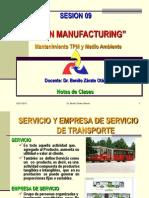 Gestion Logistica y de Operaciones - Sesion 9