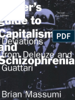 Users Guide to Capitalism and Schizophrenia