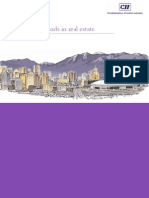 Emerging Trends in Real Estate Sector-GrantThornton CII Report 2012
