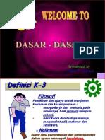 DASAR K3