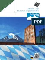 Ausflugsziele im Berchtesgadener Land
