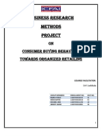 Marketing Research Project