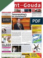 De Krant van Gouda, 3 januari 2013