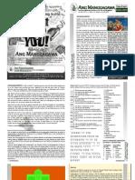 Ang Manggagawa Volume 2, Issue 1 (January 2013)