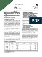 PAL16R8 Family 20-Pin TTL Programmable Array Logic