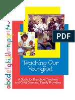 Book for Preschool