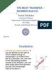 (33) Radiation Fundamentals 2
