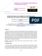 Energy Efficient and Scheduling Techniques for Increasing Life Time in Wireless Sensor Networks