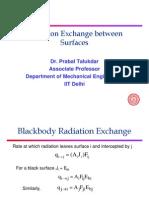 (37) Radiation Exchange 1