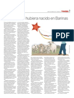 Si Chávez no hubiera nacido en Barinas
