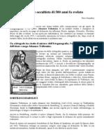 Paco González - Un codice occultista di 500 anni fa svelato