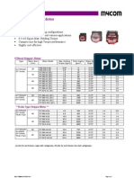 5 Phase Stepper Motor Catalog _PF Series