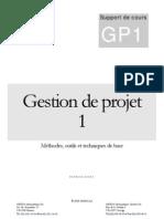Gestion de projet 1