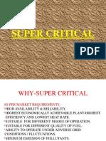 Super Critical Boiler Detail