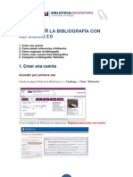 Manual Ref Works 20