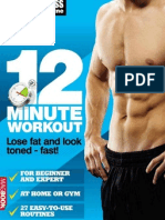 Men Fitness Minute Workout