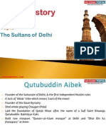 56(A) The Sultans of Delhi