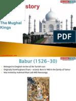 56(B) The Mughal Kings