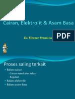 1. Anastesi Dr Ezra - Cairan, Elektrolit & Asam Basa Blok FK2