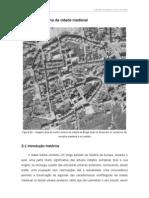 Braga – Evolução Urbana da Cidade Medieval — M C Ribeiro