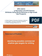 Absorption and Avo Att to Gas Prospects SPE 2012 Zeynal