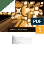 El Libro del Aluminio 5 - Capítulo 1 - Perfiles modulares Aluskit