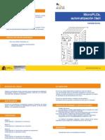 Diptico PLC - Aula MEntor