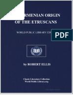 Ellis - Armenian Origin of Etruscans (1861)