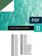 El Libro del Aluminio 5 - Capítulo 11 - Aleaciones de Aluminio