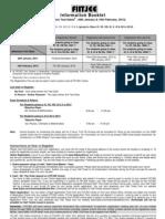 Information Booklet Admission Test Jan & Feb 2013 (ROI) 15,000