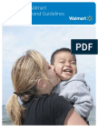 Brand Identity Walmart