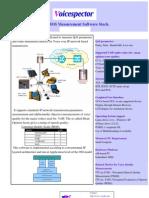 Voicespector_datasheet_homenet