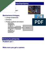 Lecture 04 [Rigid Mechanisms]-1