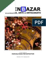 OpenBazar.it - Manuale per espositori 1.00
