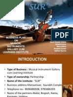 busineess plan