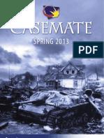 Casemate Spring 2013 Catalog
