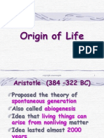 Biological Science 11 >>> Origin of Life