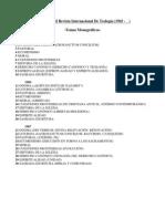 revista concilium indice