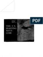 The US Fighting Man s Code 1967