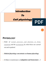 Intro..Cell Phsiology PM