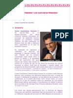 ANÁLISIS LITERARIO LOS OJOS DE MI PRINCESA