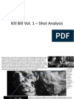 Kill Bill Vol. 1 - Opening Scene Analysis