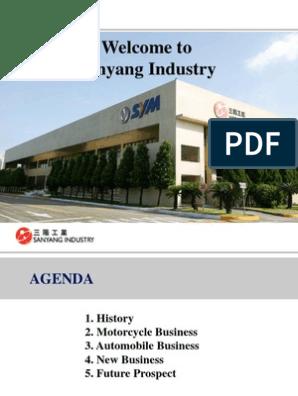 SYM Company Profile | Car | Bus