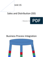 sap-sd master data complete configuration & customization  pricing procedure master data is required