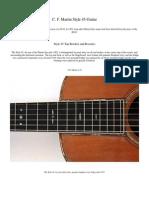C. F. Martin Style 45 Guitar