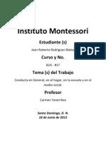 Instituto Montessori
