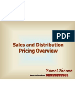 sap-sd pricing condition technique & pricing procedure determniation