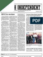 Faith Independent, January 2, 2013